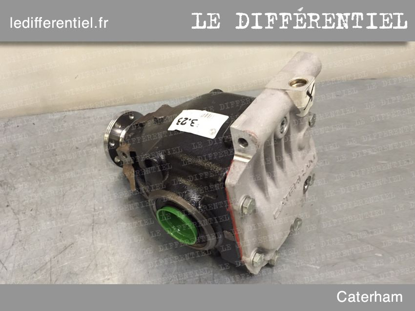 differentiel caterham 2