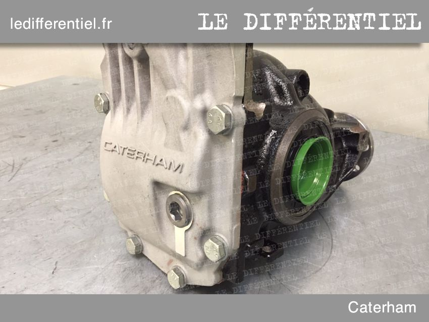differentiel caterham 3