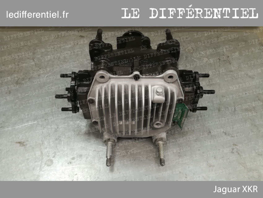 le differentiel Jaguar XKR 4