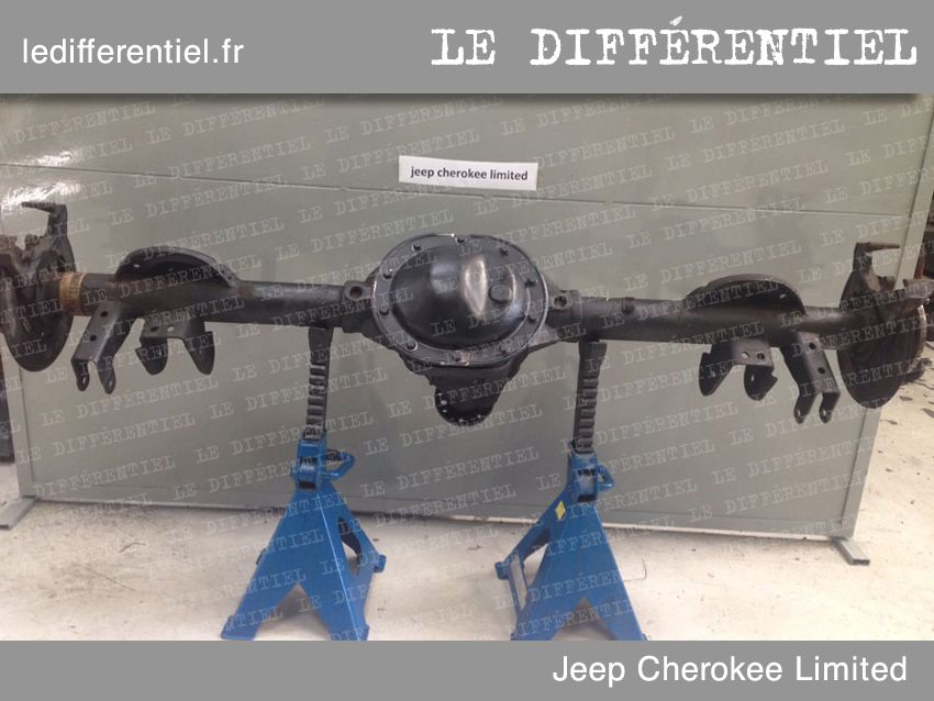 differentiel jeep cherokee limited