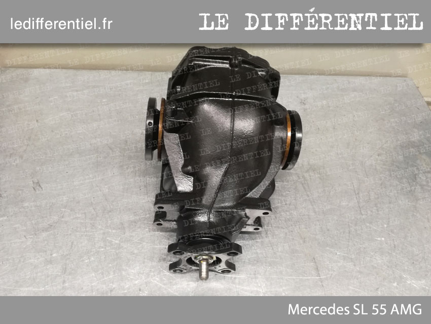 Differentiel arriere Mercedes SL 55 AMG 3