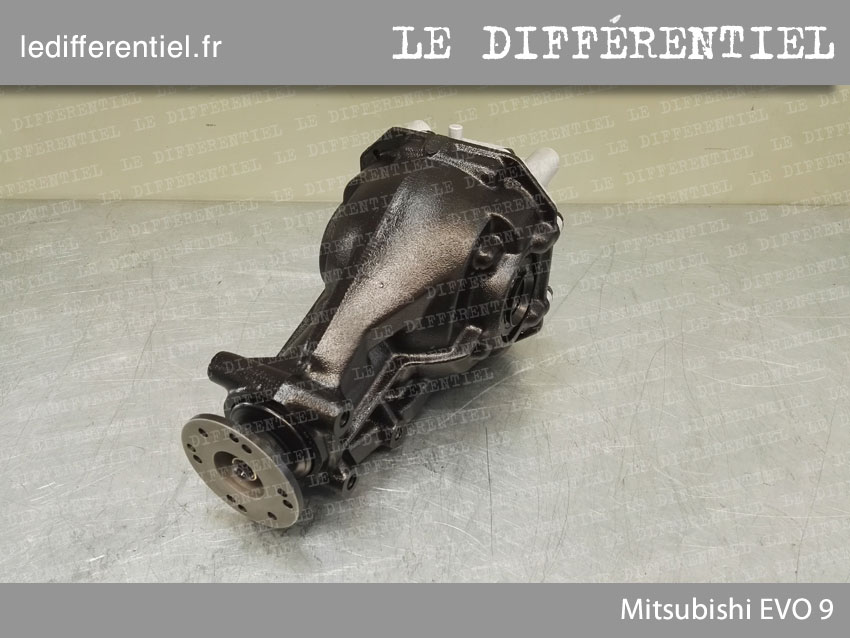 Differentiel arrier Mitsubishi EVO 9 1