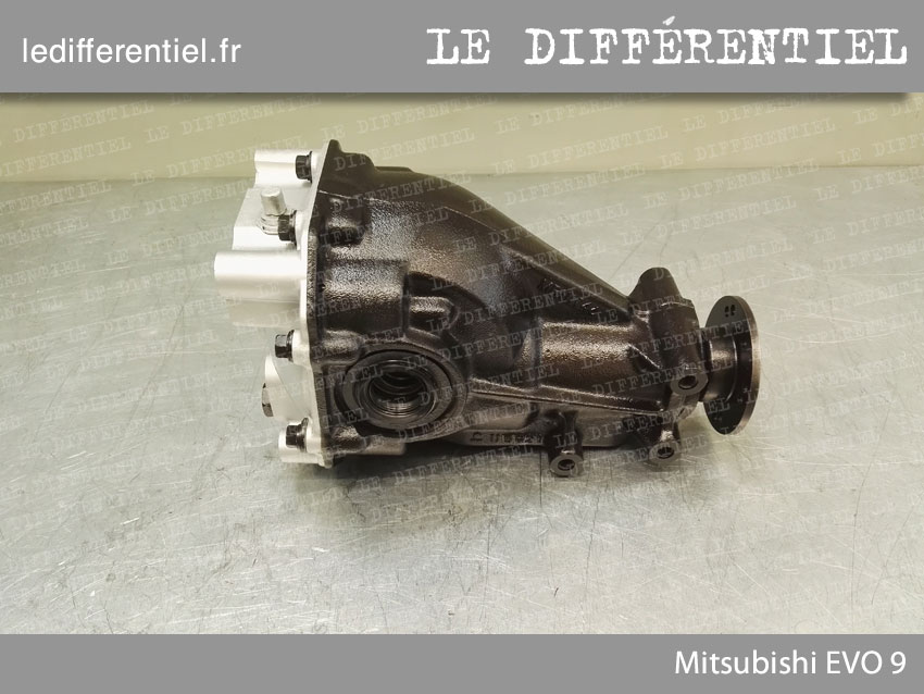 Differentiel arrier Mitsubishi EVO 9 3