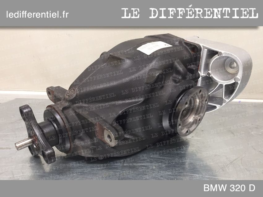 differentiel bmw 320 d e90 remanie 2