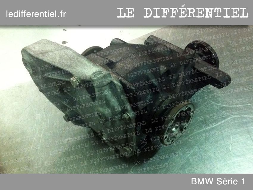 differentiel bmw serie1 remanie