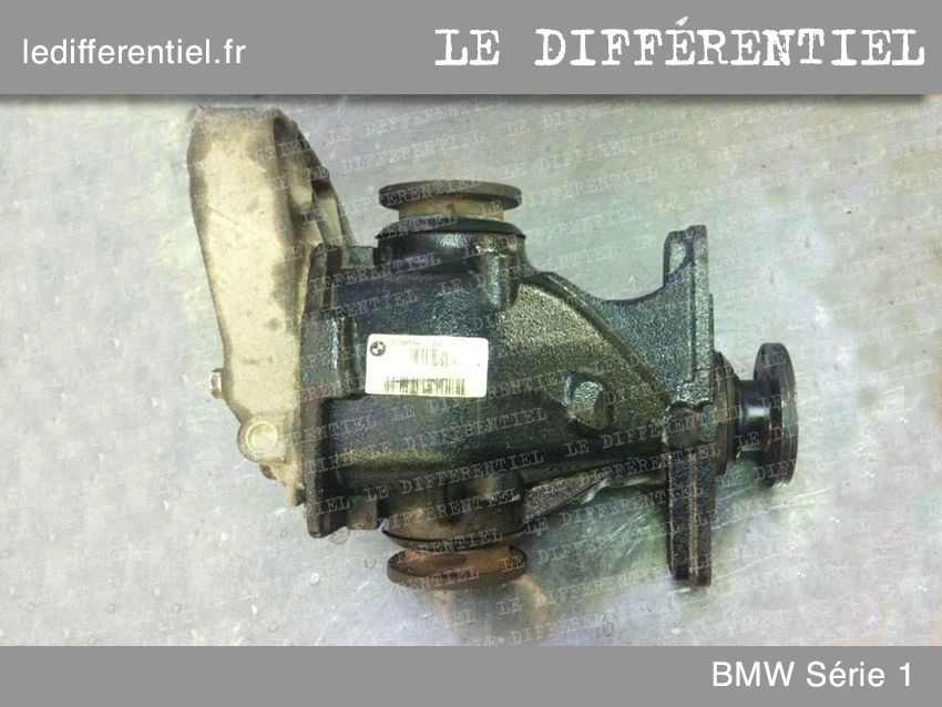differentiel bmw serie1 remanie 2